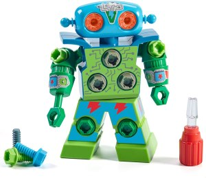 robot toys educational insights design