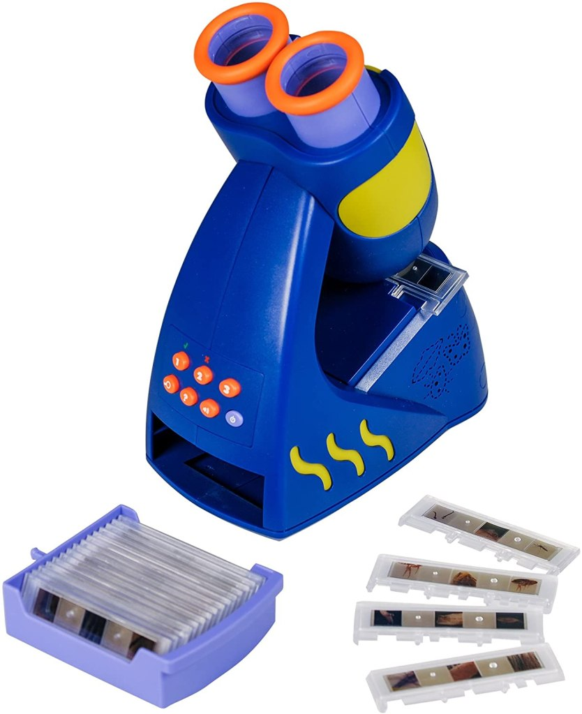 best STEM toys for kids - Educational Insights GeoSafari Jr. Talking Microscope