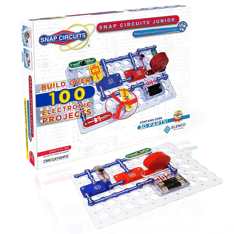 best stem toys of 2020 - Elenco Snap Circuits Jr.