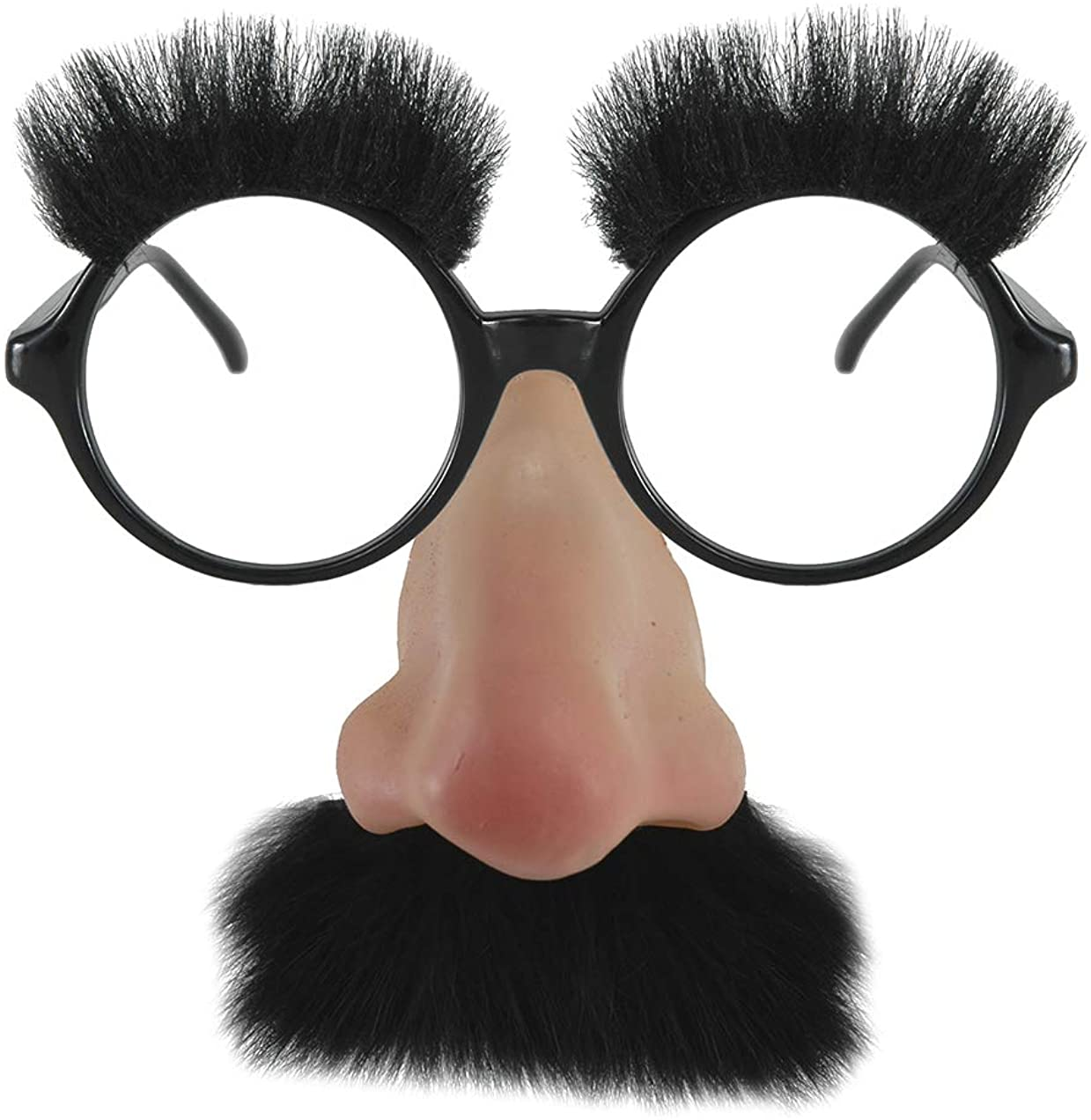 Groucho Marx glasses, nose and mustache