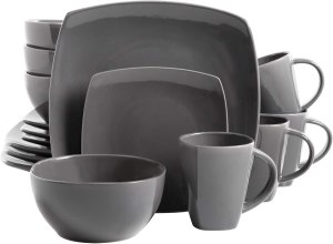 gibson soho lounge dinnerware set