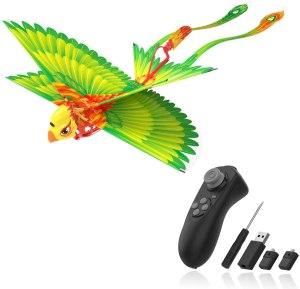 remote control airplanes hanvon go go bird flying toy