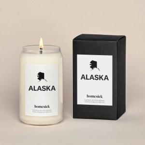 Alaska Homesick Candle