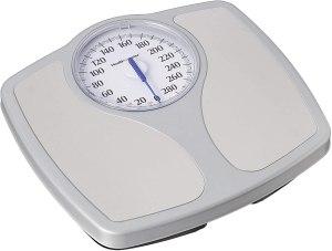 bathroom scales health o meter