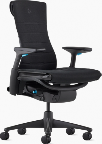 Herman Miller x Logitech Embody Gaming Chair