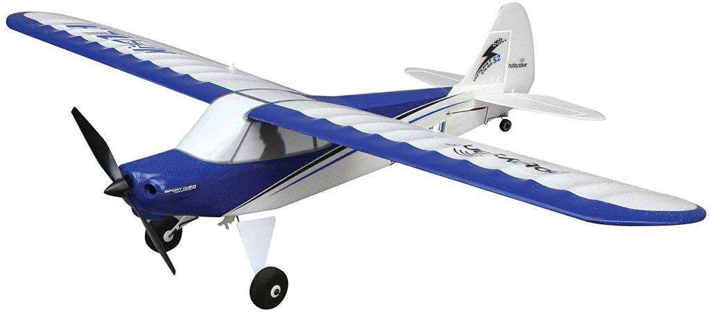 remote control airplanes hobbyzone sport club