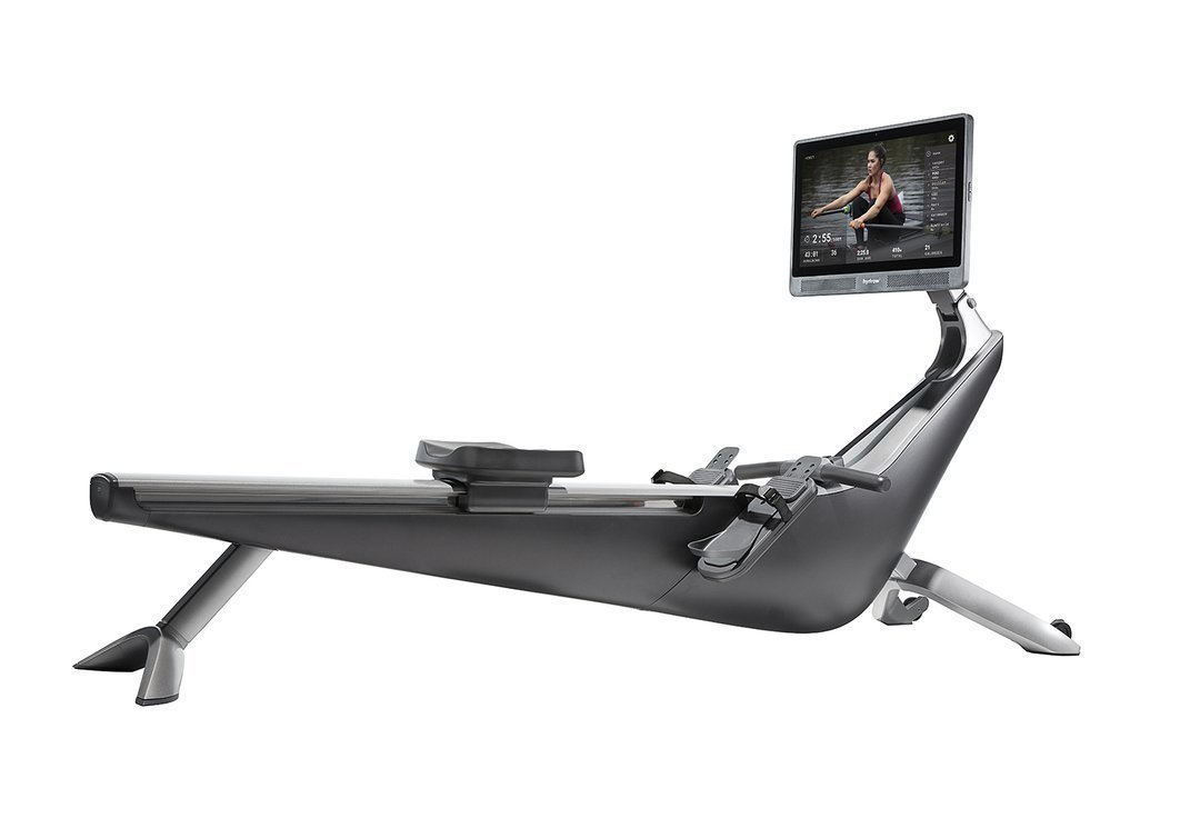 Hydrow rower smart home gym, best smart home gym