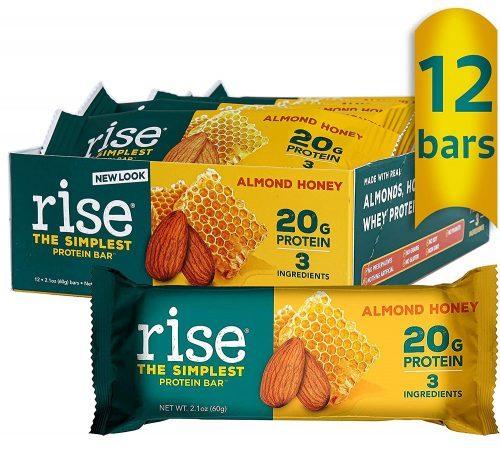 Rise protein bar