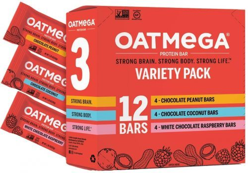 Oatmega protein bars