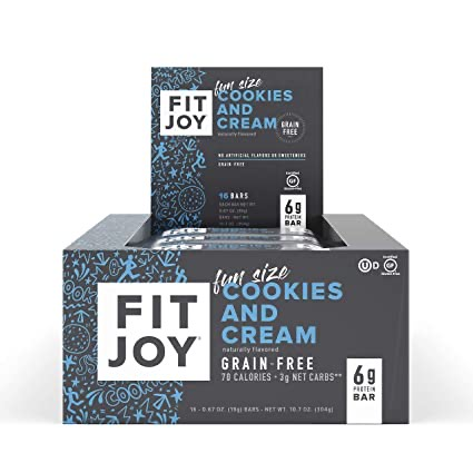 Fitjoy Mini protein bar