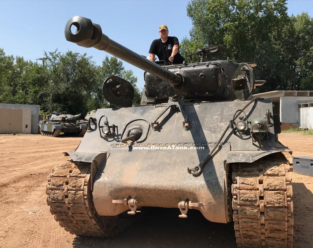 drive a tank review