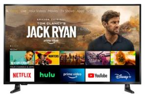 Insignia Smart Fire TV, best small tvs