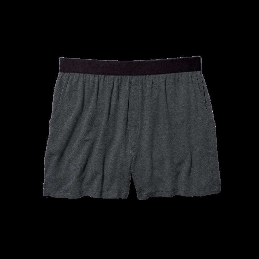 Jambys Gray-Black Jambys Boxers; best men's pajamas