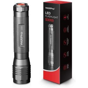 High-Powered LED Flashlight S3000