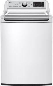 LG top-loading washing machine, best washers
