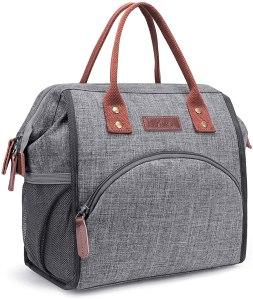 LOKASS Lunch Bag Insulated Lunch Box - best gift for teachers