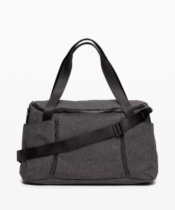 Lululemon duffel bag, best gym bags
