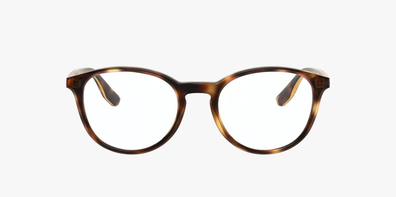 LensCrafters Chaps frames in shiny dark havana