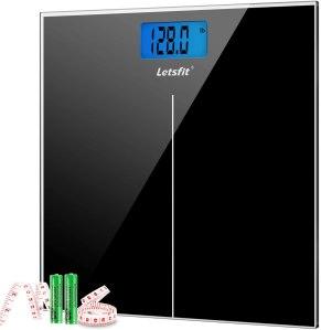 bathroom scales letsfit
