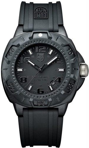 Luminox Black Carbon Watch