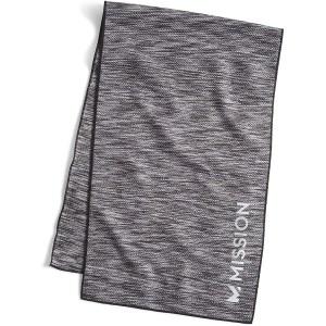 MISSION lite knit cooling towel
