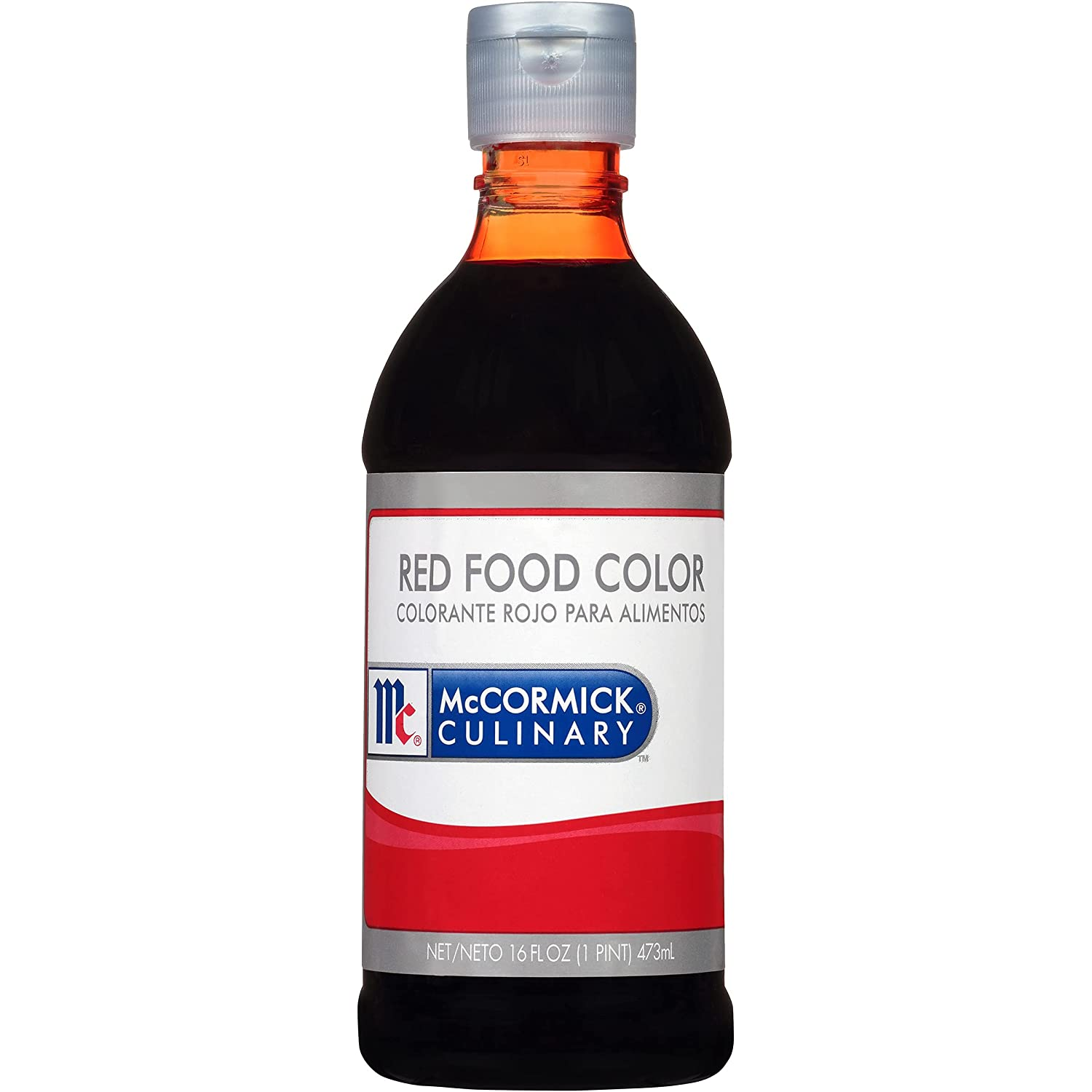 McCormick Culinary Red Food Color, 16 oz