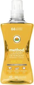 best laundry detergent method