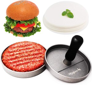 best burger press meykers patty papers