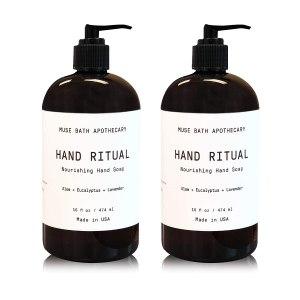 muse bath apothecary hand ritual soap