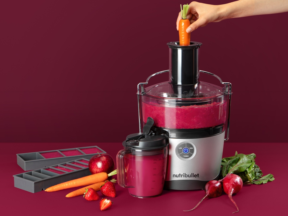 Covered in the blender department? Try NutriBullet's Juicer Pro for a Great Entry-Level Juicer