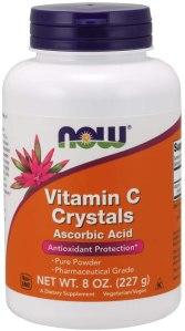 NOW supplements vitamin c powder