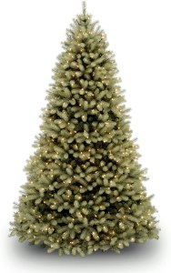 national tree best multi-color pre-lit Christmas tree