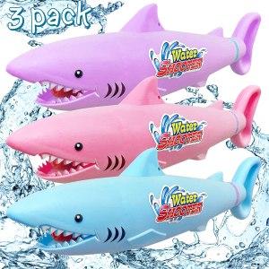 nobie vivid shark shaped guns