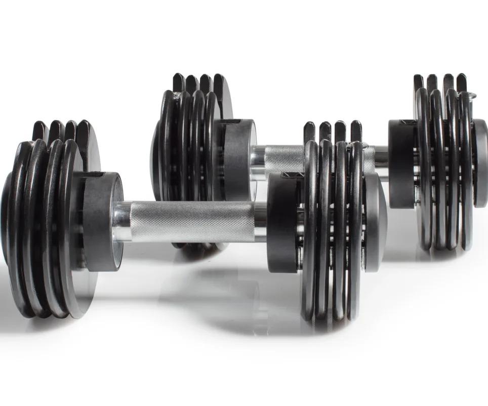 NordicTrack SpeedWight adjustable dumbbells