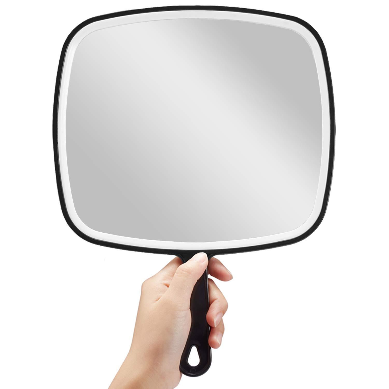 Omiro extra large hand mirror