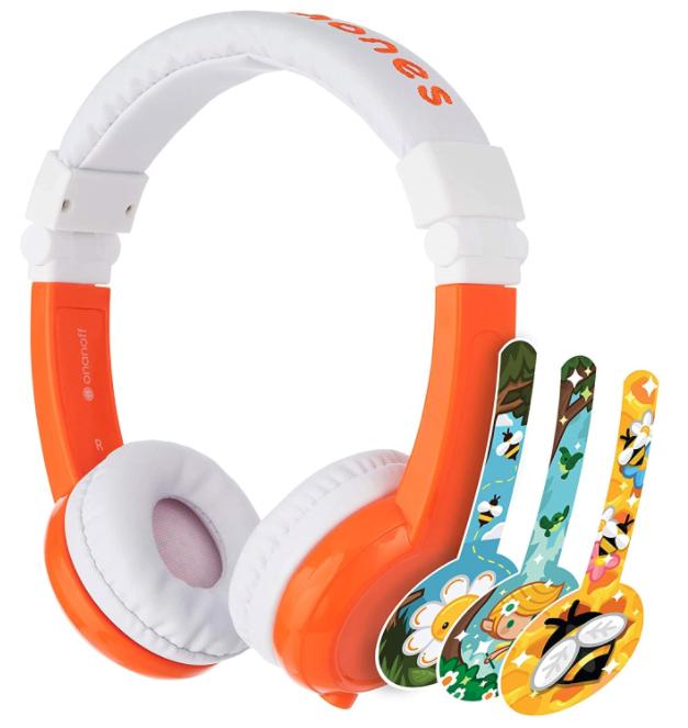 buddyphones kids headphones