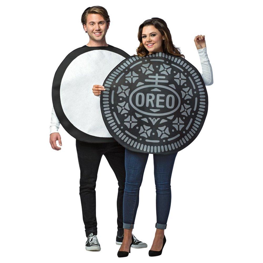 Oreo Cookie Couples Halloween Costume
