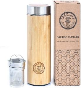 eco friendly gifts original bamboo tumbler