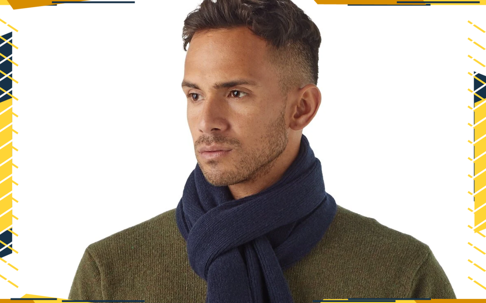 best men's scarves
