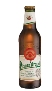 Pilsner Urquell summer beer