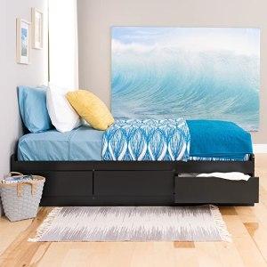 best storage beds prepac mates platform