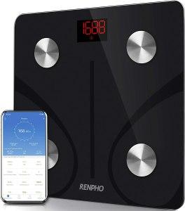 bathroom scales renpho