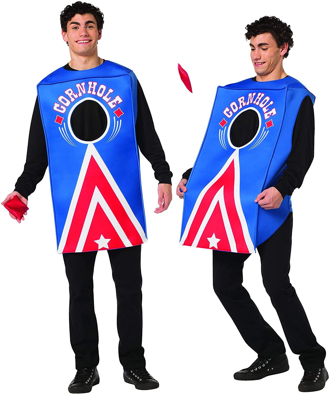 Rasta Imposta Cornhole Game Costume