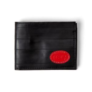 eco friendly gifts reclaimed inner tube wallet