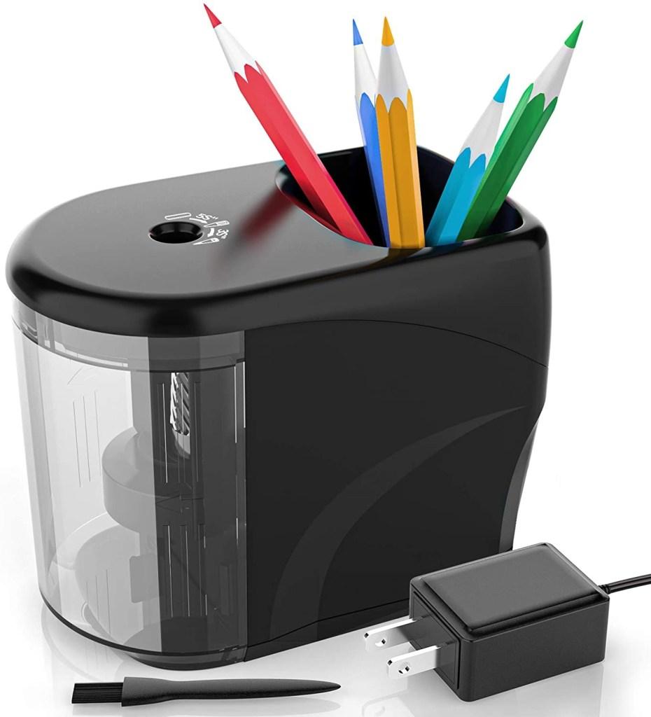 Riyo Electric Pencil Sharpener