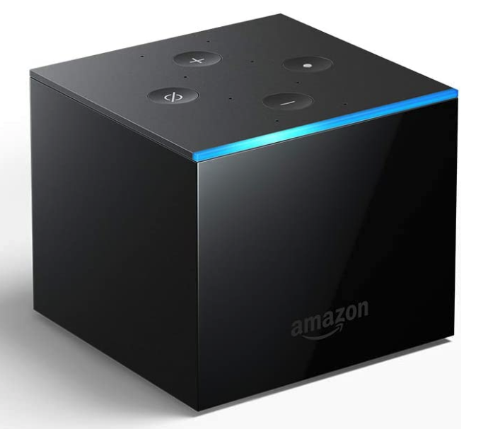 amazon fire cube - best streaming devices