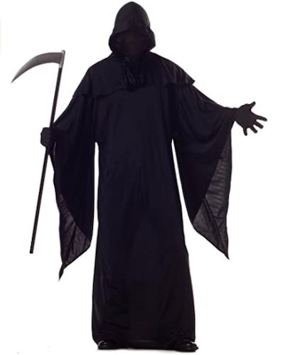 California Costume's Men's Horror Robe Costume