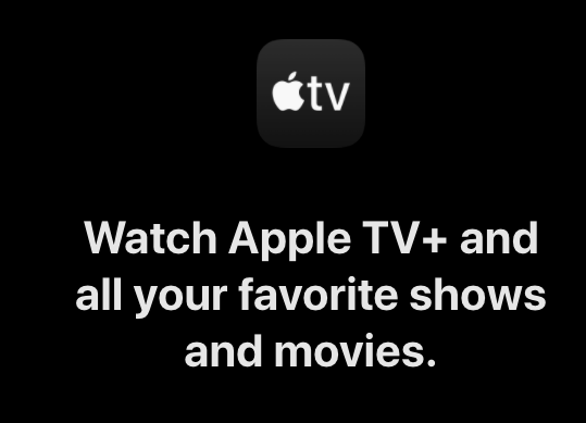 apple tv+ streaming services