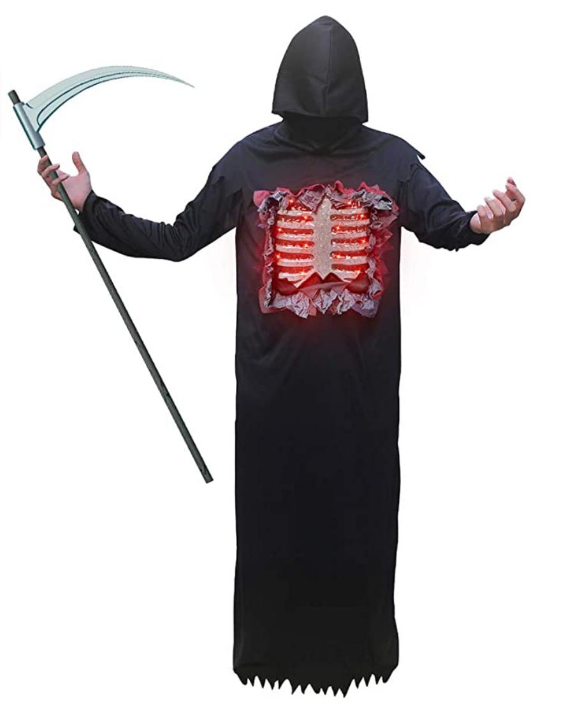 rib horror costume