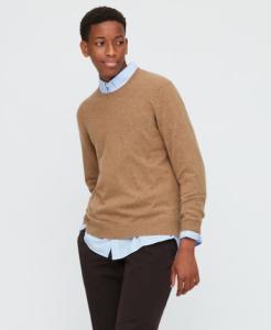 men's cashmere crew neck sweater, best cashmere sweater